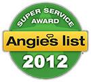 Angies List 2012 Logo