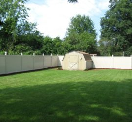 Macomb County Fence Installation