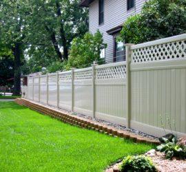 Macomb County Vinyl Fence Service